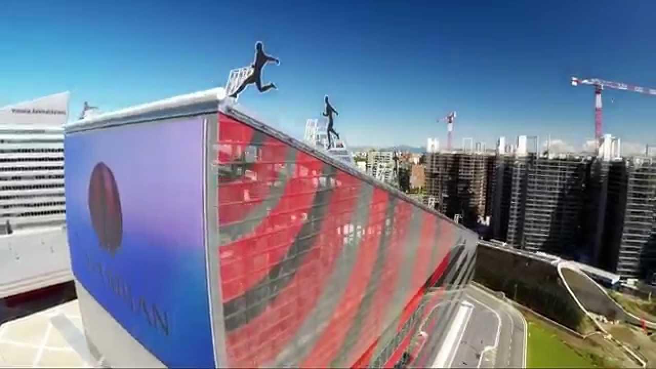 Casa Milan San Siro Stadium Home AC Milan  YouTube