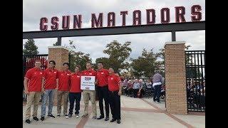 CSUN Baseball's Day of Gratitude