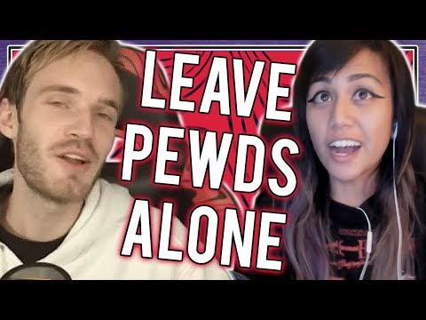 WARNING: THIS VIDEO MAY MAKE YOU N@ZI! LEAVE PEWDIEPIE ALONE! [YummRant] thumbnail