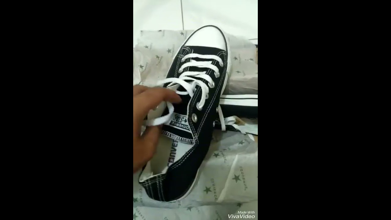 KW Fake Converse Chuck Taylor 2 Low (Local KW, Grade Ori and Premium)