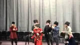 Ойся ты ойся, ты меня не бойся! Казачья пляска Cossacks Dance Ru