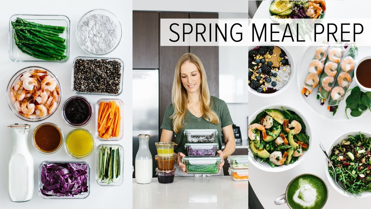 Meal prep for spring healthy recipes pdf guide youtube meal prep for spring healthy recipes pdf guide forumfinder Choice Image