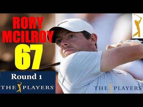 RORY MCILROY *EVERY SHOT 67 | THE PLAYERS ROUND 1