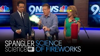 Science of Fireworks