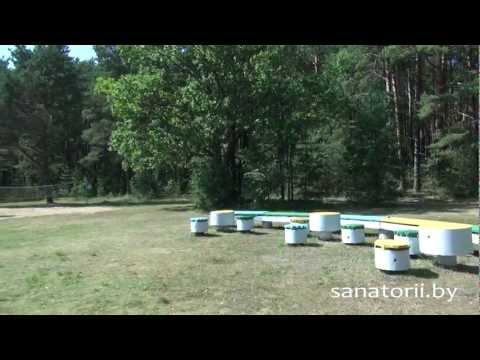 Оздоровительный комплекс Сосновый бор - пляж, Санатории Беларуси