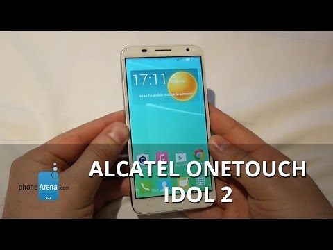Alcatel OneTouch Idol 2 hands-on