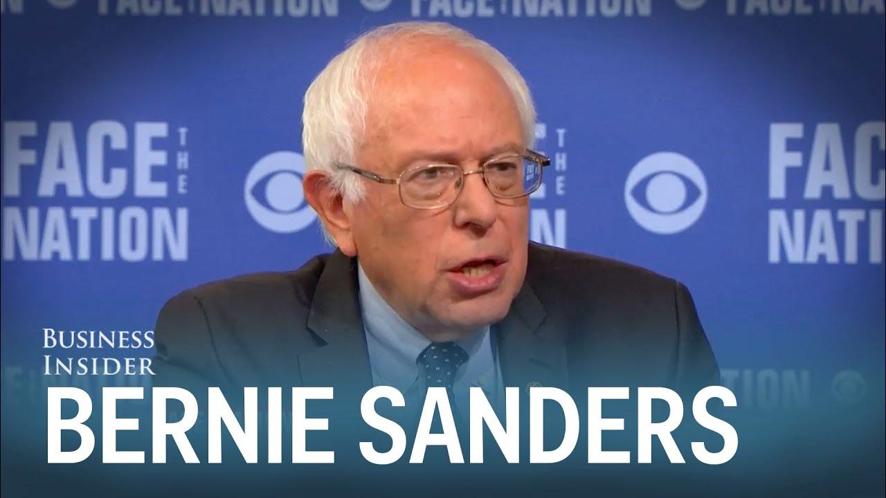 Bernie Sanders is gaining traction