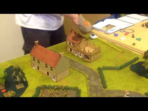Invasion of Britain, Warlords Summer Bolt Action Campaign, Soviets v Late German