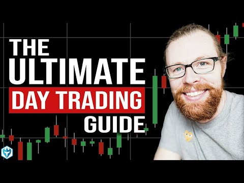 Day Trading Strategies (momentum) for Beginners: Class 1 of