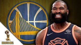 Kyle O'Quinn Wants To Sign With Golden State Warriors!!!