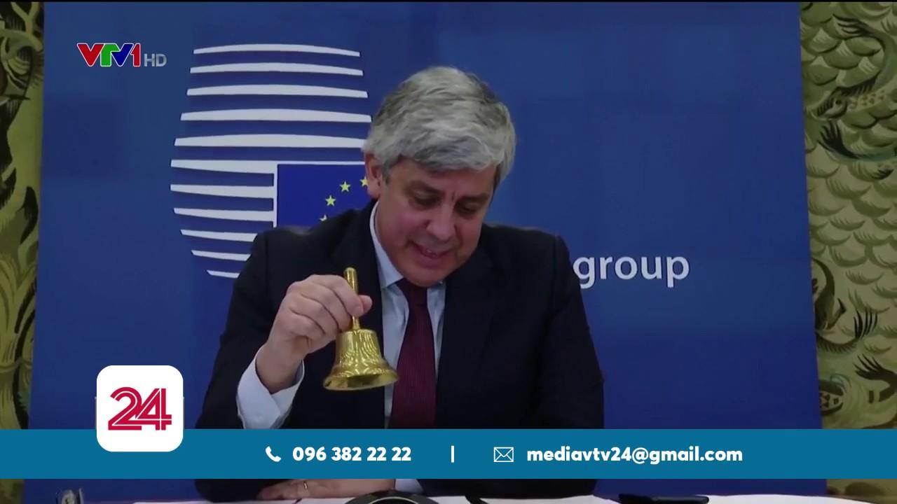 Eurozone chia rẽ vì chính sách hỗ trợ kinh tế   VTV24