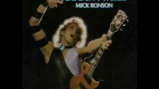 Mick Ronson Billy Porter