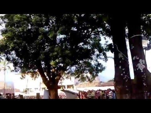 Remodelación ,Parque de los Presidentes Chaparral.Tolima