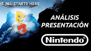E3 2017 - Análisis Presentación Nintendo | 3 Gordos Bastardos