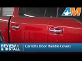 2015-2017 Ford F-150 Carrichs Door Handle Covers Review & Install