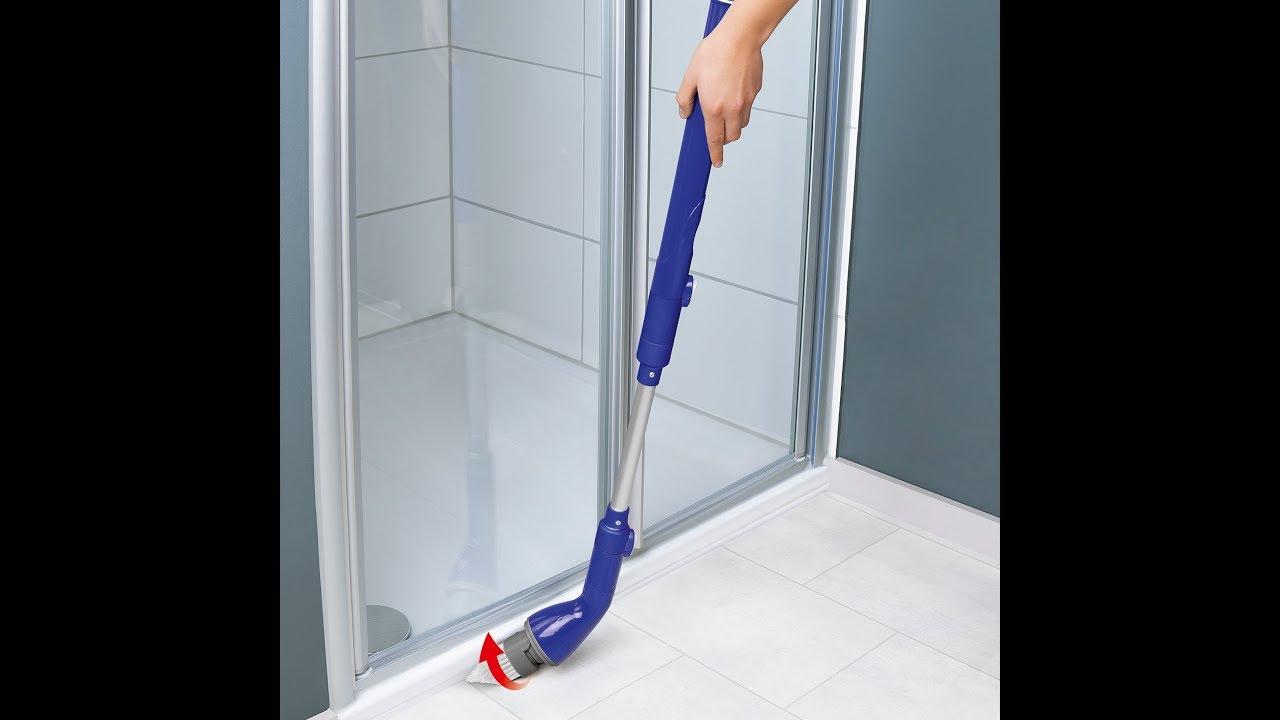 CLEANmaxx Akku Reinigungsbürste | Maxx World