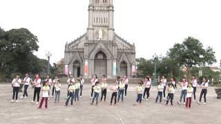 Cử điệu: VÂNG LỜI MẸ CHA - Bài hát chủ đề Đại Hội Thiếu Nhi Thánh Thể Phát Diệm lần III