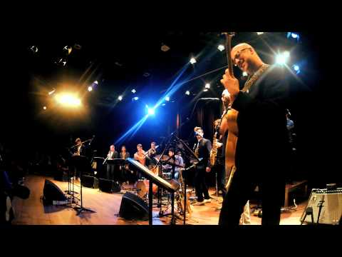 New Rotterdam Jazz Orchestra with Anton Goudsmit play 050 (live at Bimhuis 11-01-2013)