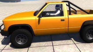 Ragdoll Driver (The Stig) - BeamNG.drive