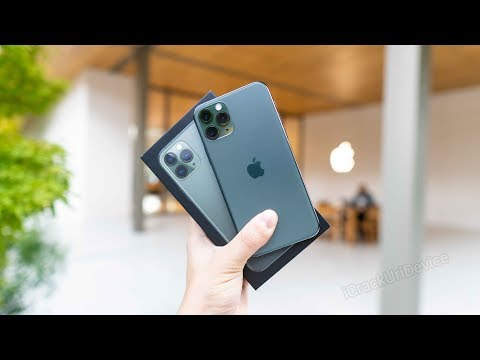 iPhone 11 Pro Unboxing - 1 Minute Challenge