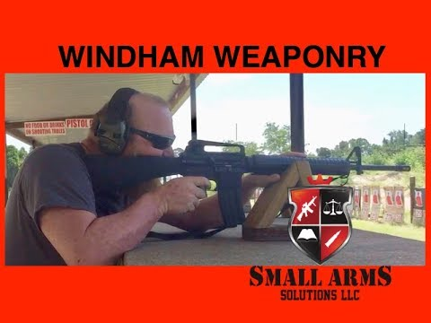 Windham Weaponry M4 and M16A4 Basic Rifles