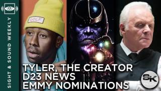 Sight & Sound Weekly #39: Tyler, The Creator, D23, Emmy Nominations