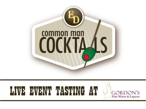 CMC Live Event, Gordon's Wine in Waltham MA