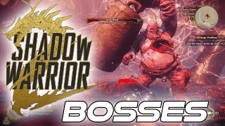 Shadow Warrior 2 - Best Bosses