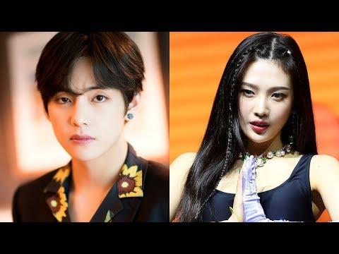 BTS V Scammed, Joy and Negative Zimzalabim Comments