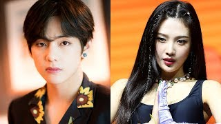 BTS V Scammed, Joy and Negative Zimzalabim Comments