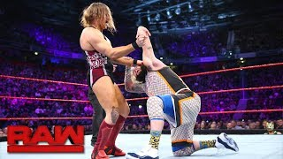 Pete Dunne vs. Enzo Amore - Champion vs. Champion Match