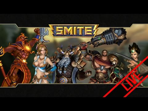 Smite [Live] Regel #1 Ga Altijd Hard! NL] Deel 43