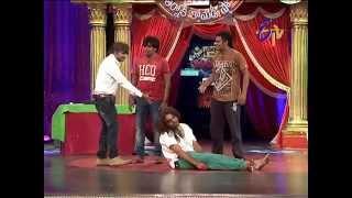 Extra Jabardasth - ఎక్స్ ట్రా జబర్దస్త్ - Sudigaali Sudheer Performance on 12th December 2014
