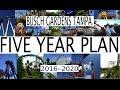 Busch Gardens Tampa Bay 5 Year Plan 2016 - 2020 Future Attractions