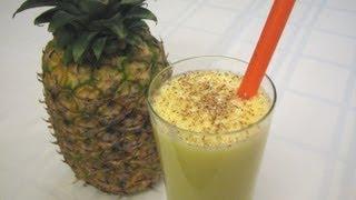 Pina Colada Smoothie -- Lynn's Recipes