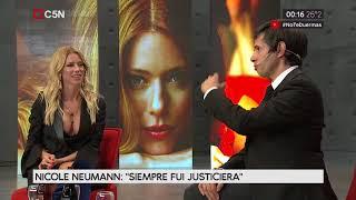 No Te Duermas: entrevista de Roberto Funes a Nicole Neumann