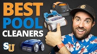 How to Buy The Best ROBOTIC POOL CLEANER | Swim University