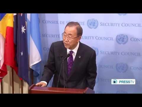 UN condemns Israel's attacks on Gaza