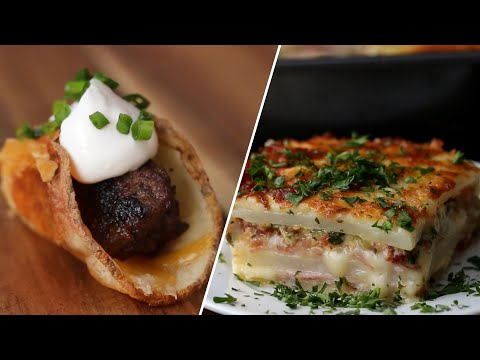 Delicious Potato Recipes Part 2