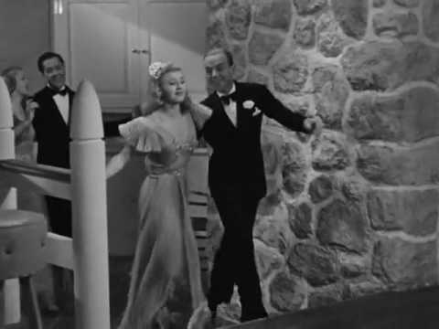 The Yam Dance Fred Ginger In Carefree 1938 Youtube
