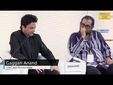 Catch the fun rapid fire with Chef Vikas Khanna​ and Chef Gaggan Anand at HTLS2017