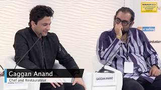 Catch the fun rapid fire with Chef Vikas Khanna and Chef Gaggan Anand at HTLS2017