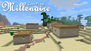 Let's Play Millenaire S2 Day 1 - Brick Dryers