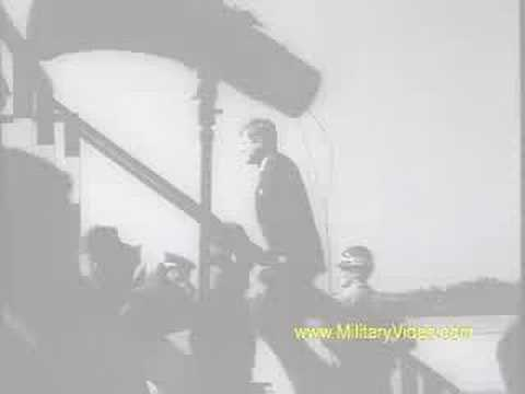 John F. Kennedy & 82nd Airborne Division At Fort Bragg