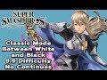Super Smash Bros. Ultimate (Classic Mode 9.9 Intensity No Continues   Corrin)