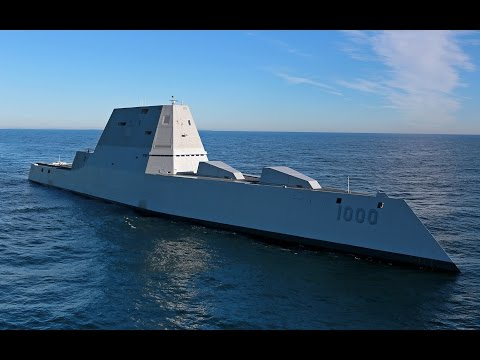 US Government Wasted $4.4 Billion On A New Ship