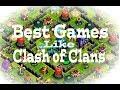 Top12 Best Games Like Clash of Clans   ONLINE &  OFFLINE 2018 !!!