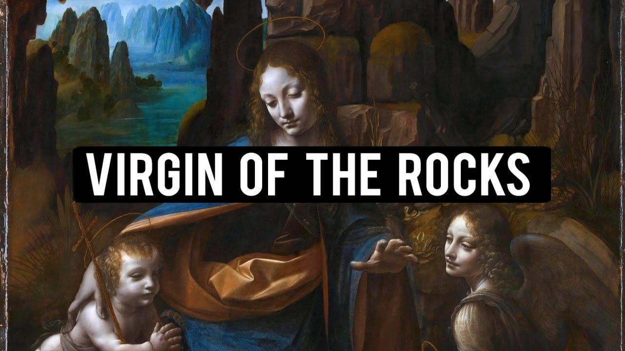 The virgin of the rocks da vinci