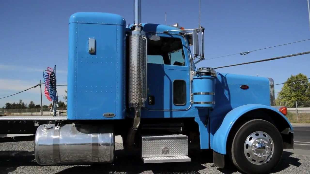 2007 PETERBILT 379 #U2102 trucks for sale - YouTube