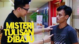 Misteri Tulisan Di Baju, PRANK INDONESIA